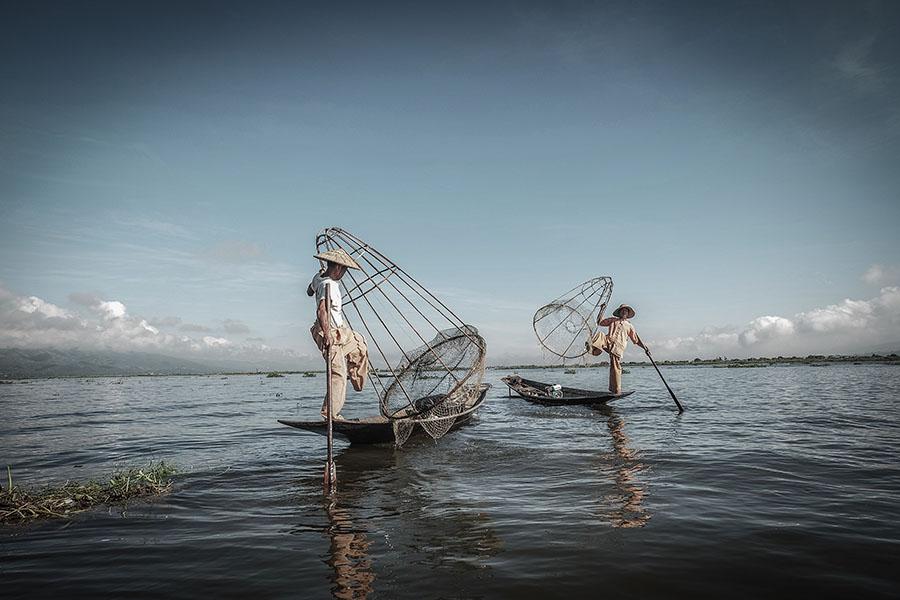 lago inle - 15 motivos para ir ya a Myanmar