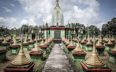 15 motivos para ir ya a Myanmar