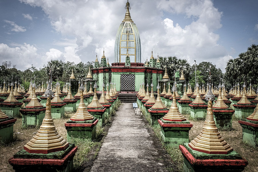 pagodas en bago - 15 motivos para ir ya a Myanmar