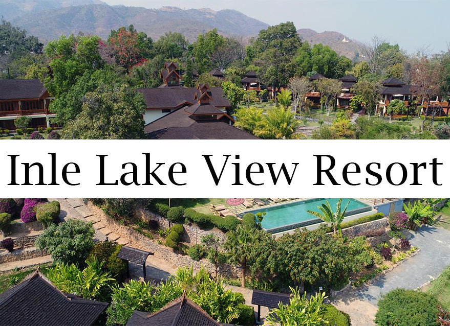 Inle Lake View Resort Spa - Lago Inle, un mundo dentro del agua