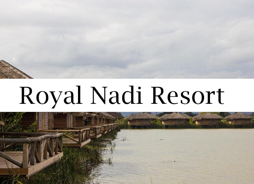 Royal Nadi Resort - Lago Inle, un mundo dentro del agua
