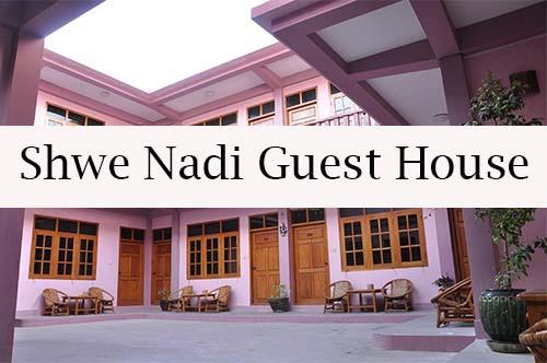 Shwe Nadi Guest House - Bagan, la ciudad de los 2000 templos