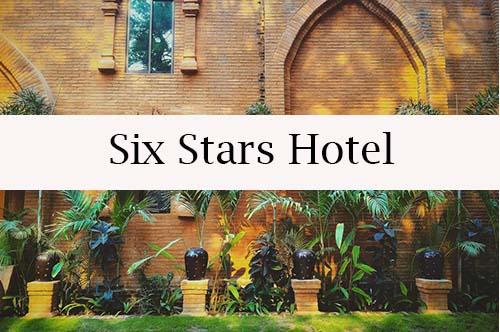 Six stars hotel - Bagan, la ciudad de los 2000 templos