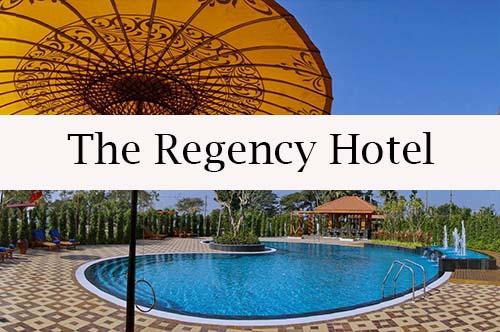 The regency hotel - Bagan, la ciudad de los 2000 templos