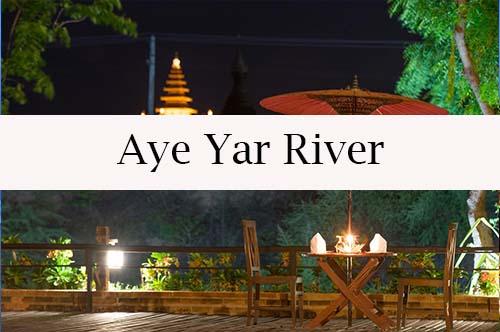 aye yar river - Bagan, la ciudad de los 2000 templos