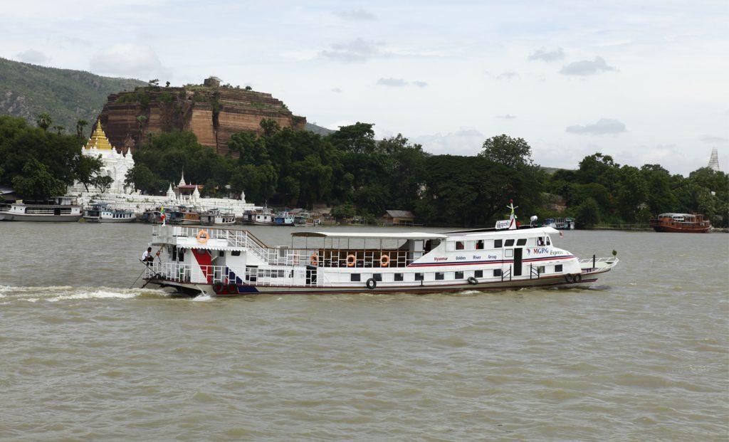 barco bagan-mandalay