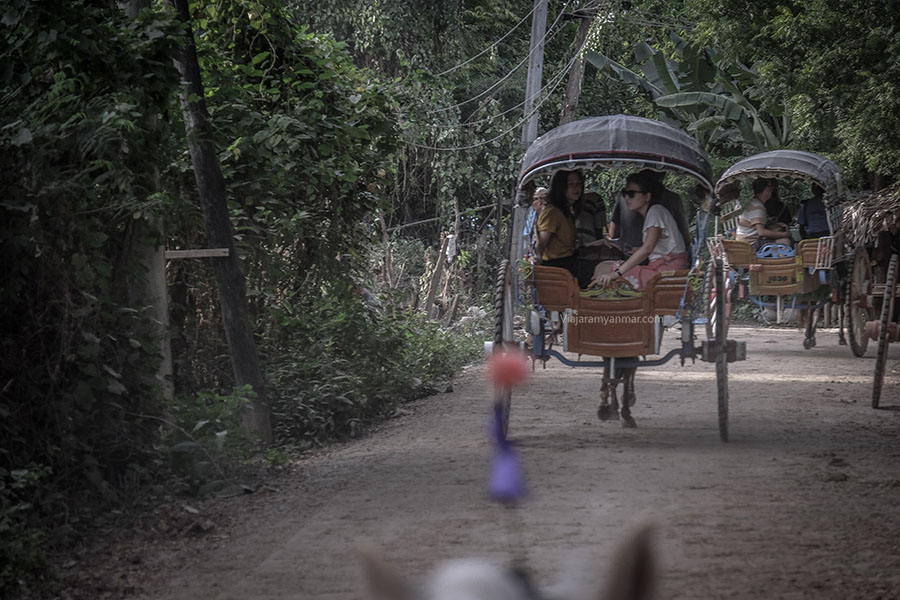 como visitar inwa - Las ciudades antiguas de mandalay