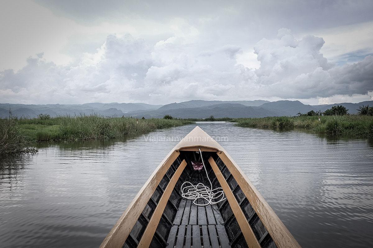 el lago inle - Ciudades de Myanmar
