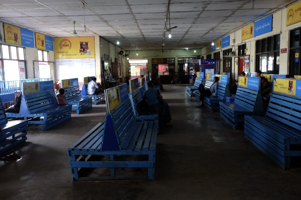 estación ferry yangon