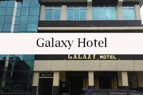 galaxy hotel - Hpa-an, descubre las cuevas de Buda en Myanmar
