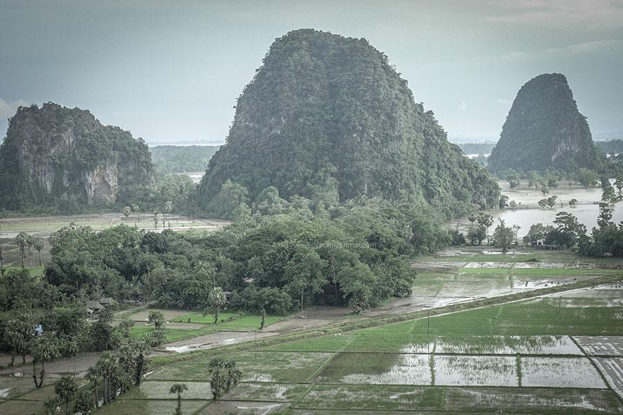 hpa an - Hpa-an, descubre las cuevas de Buda en Myanmar