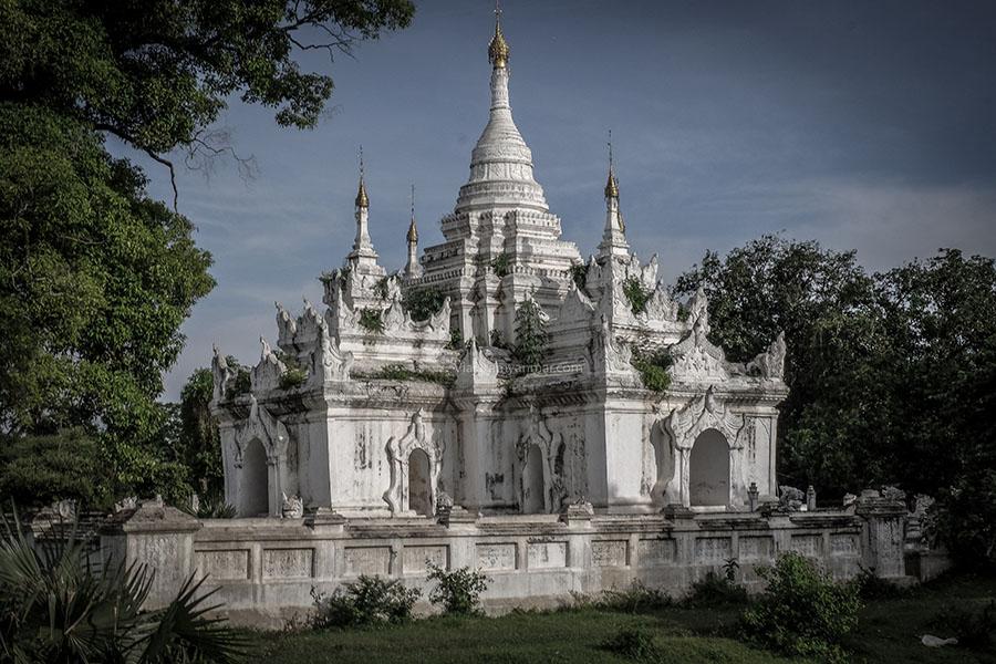 inwa myanmar - Qué visitar