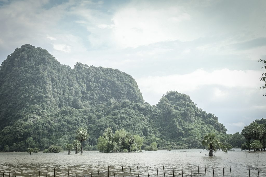lago Kan Thar Yar 1024x683 - Hpa-an, descubre las cuevas de Buda en Myanmar