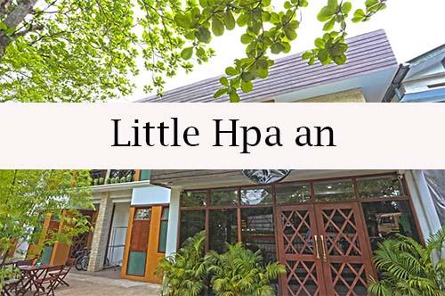 little hpa an - Hpa-an, descubre las cuevas de Buda