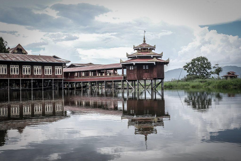 Monasterio Nga Phe Kyaung