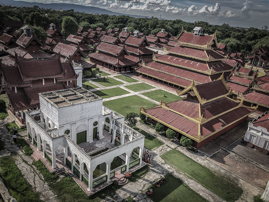 palacio real de mandalay