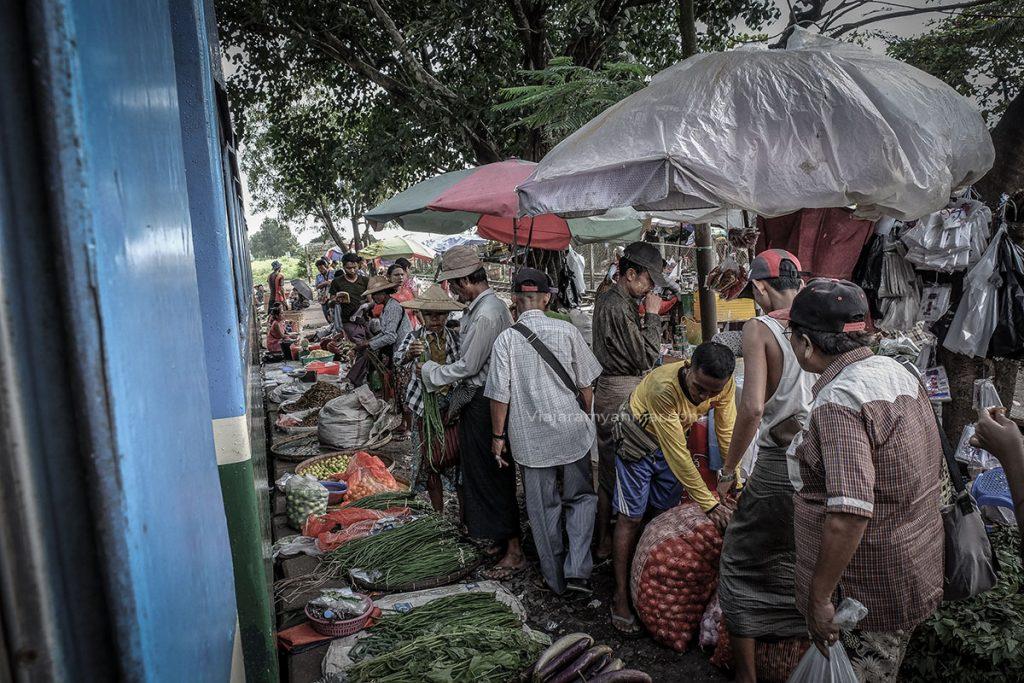 mercado linea circular yangon
