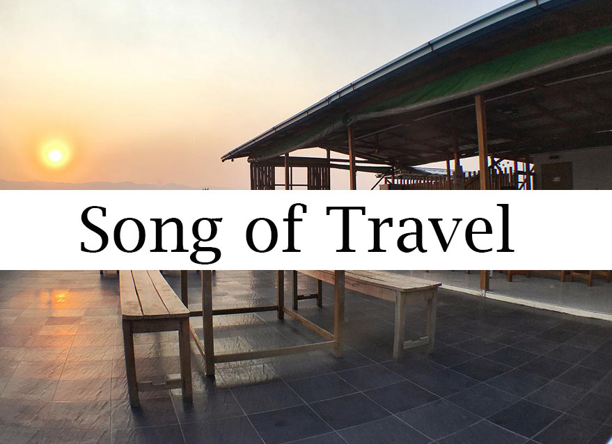 song of travel - Lago Inle, un mundo dentro del agua