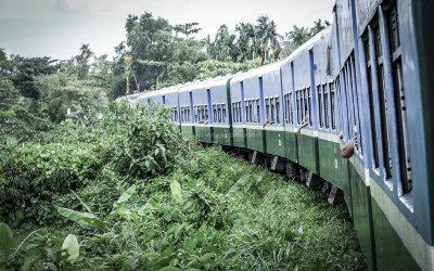tren circular yangon 400x250 - Myanmar guia de viaje