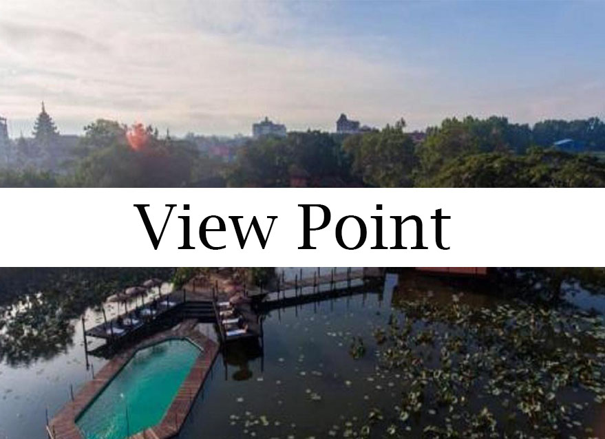 view point - Lago Inle, un mundo dentro del agua