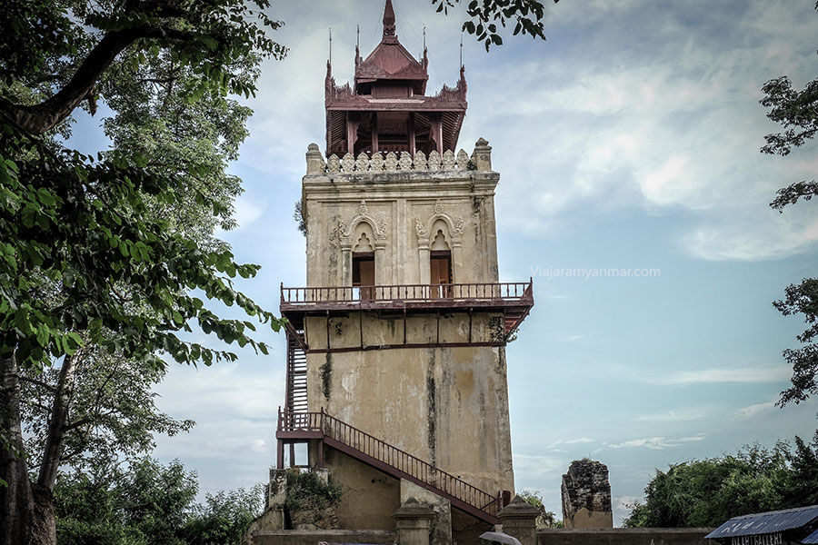 visitar inwa mandalay - Las ciudades antiguas de mandalay