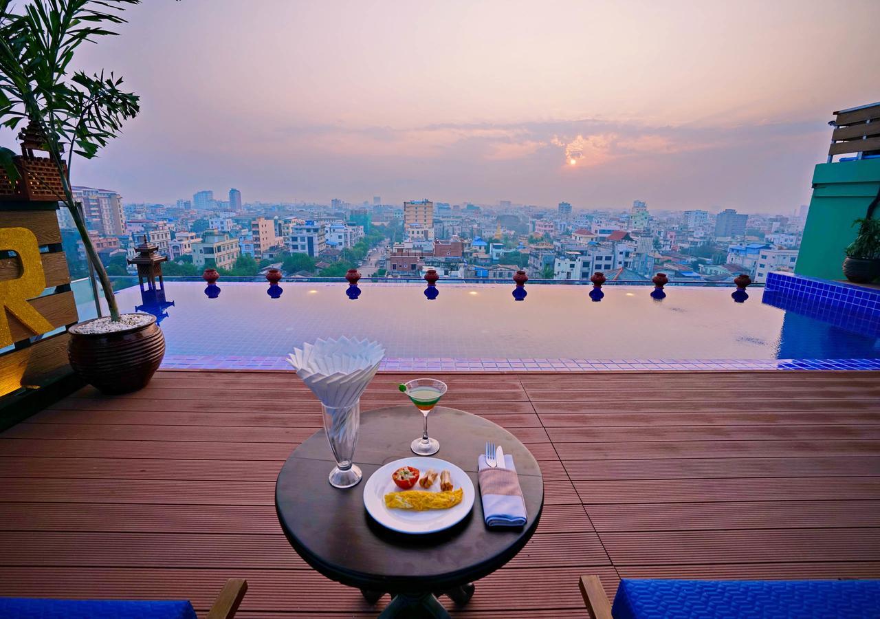 MANDALAY HOTEL - Los mejores hoteles de Myanmar