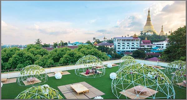 YANGON - Los mejores hoteles de Myanmar