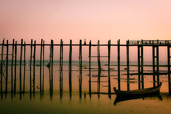 puesta de sol myanmar - Home