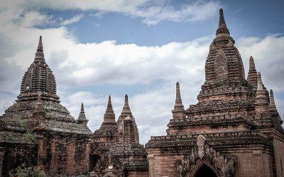 Bagan, la ciudad de los 2000 templos