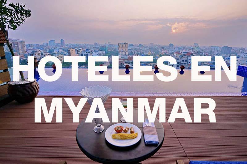 HOTELES EN MYANMAR - Home