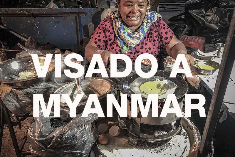 VISADO A myanmar - Home