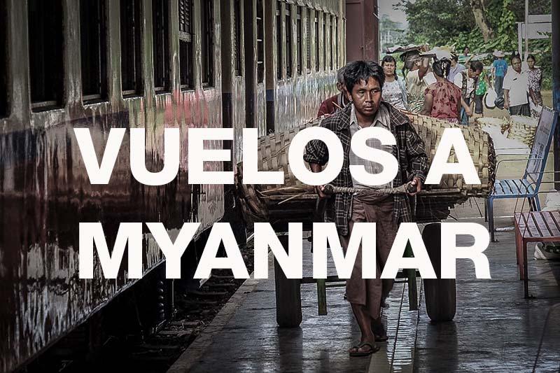 VUELOS A myanmar - Home