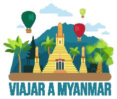 viajar a myanmar 1 - Bagan, la ciudad de los 2000 templos