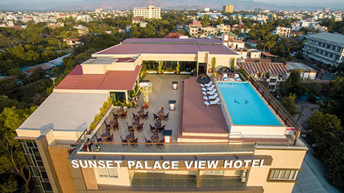 SUNSET PALACE MANDALAY - Los mejores hoteles de Myanmar