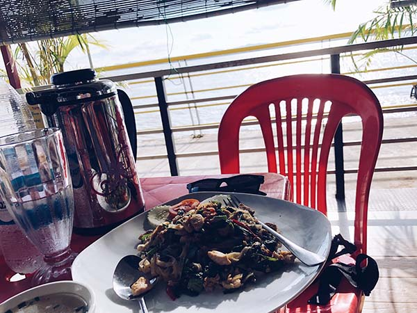 comida en myanmar - Presupuesto de viaje para Myanmar