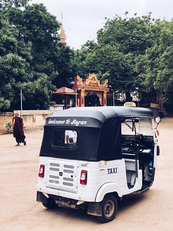 como moverse en myanmar - Presupuesto de viaje para Myanmar