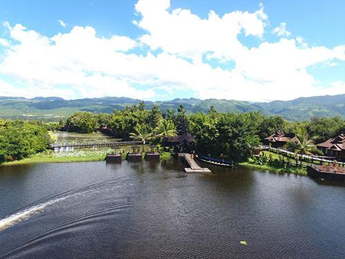 inle resort - Los mejores hoteles de Myanmar