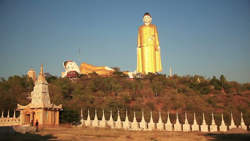 monywa - Ciudades de Myanmar