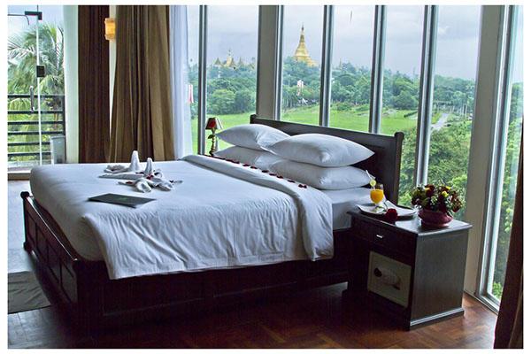 my hotel yangon - Los mejores hoteles de Myanmar