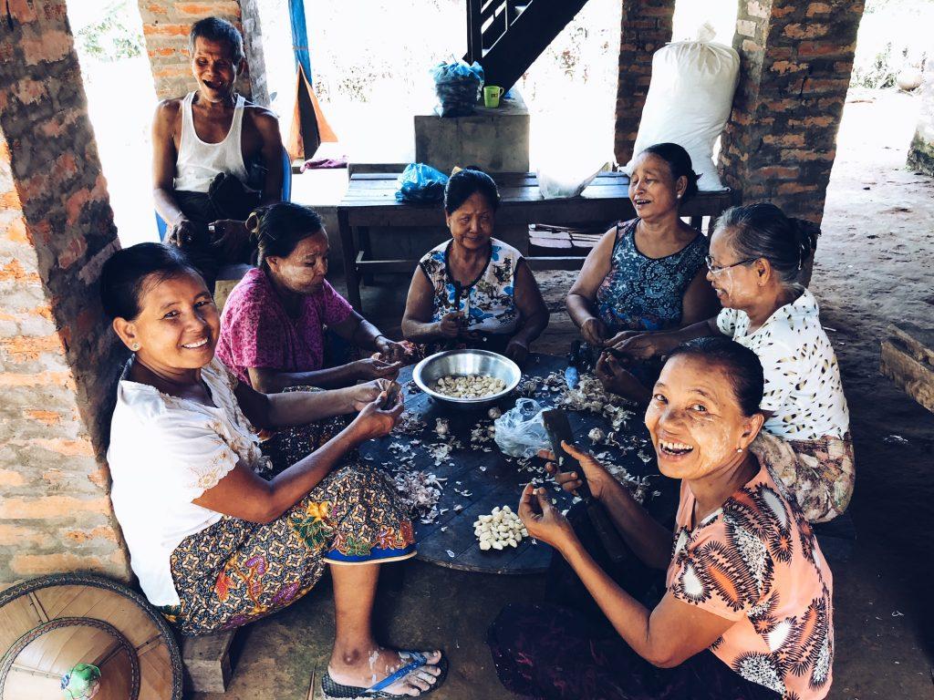 presupuesto de viaje myanmar