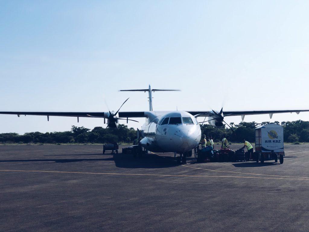 vuelos birmania