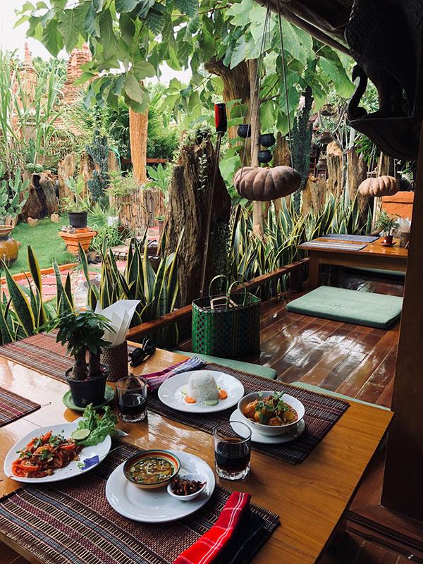 comida en myanmar - Myanmar guia de viaje